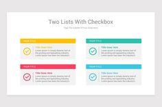 Editable Checklist PowerPoint Template | Nulivo Market Lorem Ipsum, Templates, Stencils, Vorlage, Models