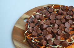 Hemels recept: ROLO Cheesecake