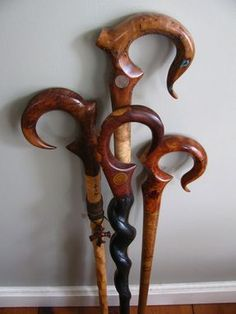 Custom Made Canes By A.C.P.