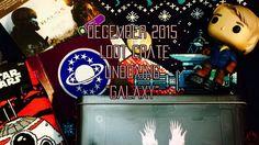 "December 2015 ""Galaxy"" Loot Crate Unboxing With Matt - http://www.entertainmentbuddha.com/december-2015-galaxy-loot-crate-unboxing-with-matt/"