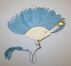Fan (Brisé)  Date: 1850s Culture: French