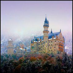 ✮ Neuschwanstein Castle - Bavaria, Germany