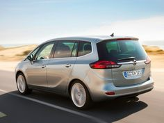 Opel Zafira Tourer with LPG System Released in Europe