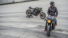 Triumph Speed Triple Cafe Racer by Gunnar 5