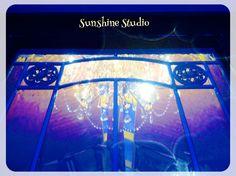 Sunshine Studio in the snow