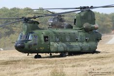 Royal Netherlands Air Force Boeing CH-47D Chinook