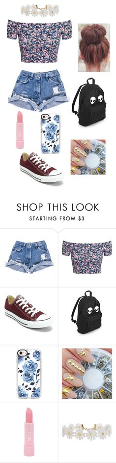 """Untitled #34"" by lemonitadr on Polyvore featuring H&M, Converse, Casetify, Forever 21 and Humble Chic"