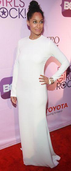 @Tracee Ellis Ross | Calvin Klein  #minimal #white #calvinklein