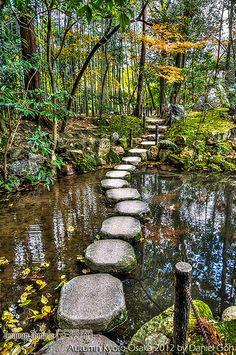 Stone Path Japan