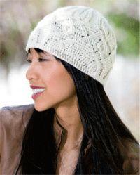 Crocheted Hats: Top Down - How to Crochet - Crochet Me