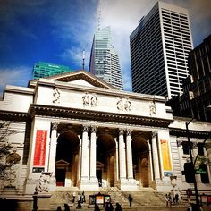 New York Public Library - FREE admission.