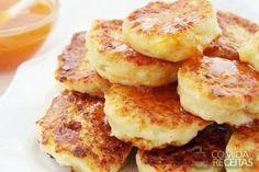 Receita de Bolinho de batata frito - Comida e Receitas