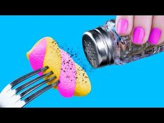 10 DIY Weird Stress Relievers / Funny Makeup Pranks - YouTube