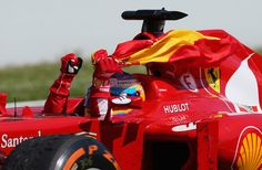 Fernando Alonso Spanish Grand Prix 2013