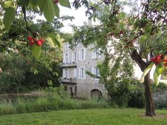 With Gite Income Potential Riverside Renovated Historical Beautiful , River View 6 bedroom House Astaffort Small Study Area, Study Areas, Small Shower Room, Small Showers, 6 Bedroom House, One Bedroom, Aquitaine, Water Mill, France