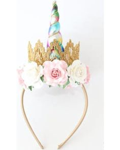 Unicorn Headband, Wreaths, Crown, Jewelry, Image, Decor, Unicorn, Crowns, Corona
