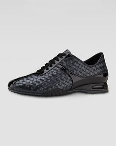 Air Bria Woven Oxford, Black by Cole Haan at Neiman Marcus.