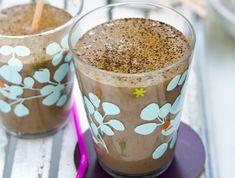 Csokis-banános smoothie Recept képpel - Mindmegette.hu - Receptek