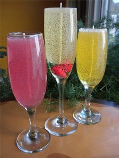My Champagne Candle Collection Pink, Strawberry, and Brut~ Diy Candles Scented, Aromatherapy Candles, Homemade Candles, Homemade Slime, Wine Candles, Gel Candles, Candle Jars, Organic Candles, Candle Making Business
