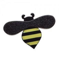 Erstwilder Babette Bee Brooch