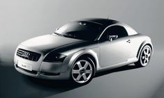 Audi slaví 25 let odpředstavení prvního konceptu modelu TT Audi Tt Mk1, Roadster, Retro Futuristic, Audi Cars, Car Images, Line Design, Auto Design, Car Brands, Future Car