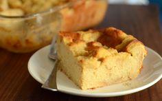 Easy Irish Cream Bread Pudding