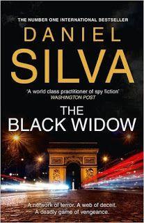 Edithsbookpicks: Daniel Silva: The Black Widow, Harper Collins,9780...