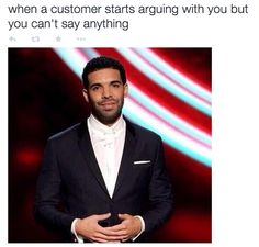 On playing it cool: | 25 Pictures That Will Give Retail Workers Intense Flashbacks