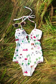 Camping swimsuit by Nice Things