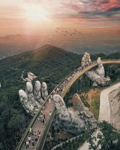 Golden Bridge, Vietn