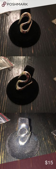 Wavy Ring Modern and Funky Jewelry Rings