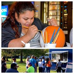 RCC's annual Fall Bash kicked off at the Warsaw Campus on Thursday to great effect! Thanks to all who came out for food friends and fun! Here are just a few glimpses from yesterday's activities. #rappahannock #community #college #comm_college #warsaw #warsawva #nnk #northernneck #virginia #rccfall #halloween