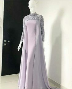 Gaun Dress, Dress Brokat, Stylish Dress Designs, Stylish Dresses, Fashion Dresses, Minimal Wedding Dress, Hijab Dress Party, Floral Embroidery Dress, Bridesmaid Dress Colors