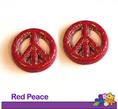 Hopeez™ Red Peace    $10.00