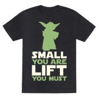 Lift, do you even bro? Take some advice from a Dagobah Jedi master and get your swole on. This green and white design is perfect for nerdy, sci-fi, space ship, fantasy, nerd, geek, workout, fitness, lifting, weights, film, alien enthusiast.