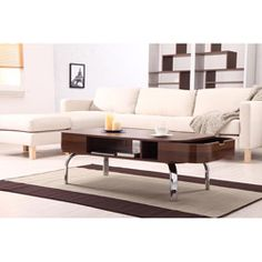 @Overstock - This Berkley coffee table features a modern design with rounded edges and removable pocket drawers. This wooden coffee table has an open center storage for maintaining the organization of your living area.http://www.overstock.com/Home-Garden/Berkley-Modern-Coffee-Table/5328001/product.html?CID=214117 $171.99