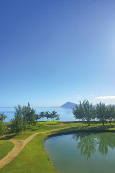 Le Paradis Golf Club #Morne #IleMaurice