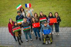 We managed to kick-off a cheerful semester for our BSc, MSc, Foundation, and Erasmus students and welcomed students from all over the world! Student Life, Business School, Kicks, Students, Community, Sorority Sugar, Student Living