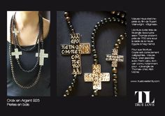 Republication of crosses True Love by Maryse Heya  # Jewellery