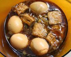 Resep Masakan Semur Tahu Telur Kentang