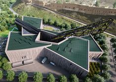 Daniel Libeskind'dan Irak'ta Kürt Kültürü Müzesi