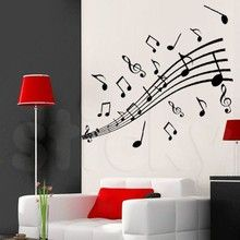 I will have a Music room. Music Ministry, Youth Ministry, Star Bedroom, Adaptive Design, Wall Drawing, Music Decor, Easy Home Decor, House Rooms, Home Projects