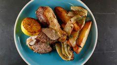 Rachael Ray Show - Google+ - Roast Chicken in the Style of Porchetta with Roast Lemon,…