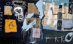 Jean Michel Basquiat - Pompidou