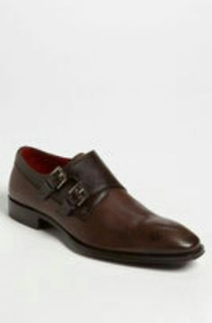 Mezlan 'Gandia' Double Monk Strap Slip-On | Nordstrom... if you really want to set it off, get em in brown.