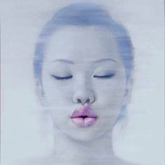 A beautiful and sensual portrait by Wei Ru. As seen on Channel Nine's hit tv show, The Block Figure Painting, Painting On Wood, Framed Art Prints, Fine Art Prints, Limited Edition Prints, Giclee Print, Thats Not My, Portrait, Shanghai