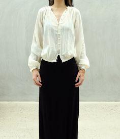 Material: Cotton ____________________________ Size Chart Size S (cm) Shoulders with sleeve: 69 Chest: 54 Length: 45 Size M (cm) Shoulders with...