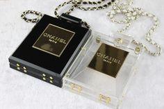east st laurent glasses - Chanel No. 5 Perfume Bottle Clutch Replica via shopdreamdust.com ...