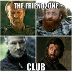 The friendzone club