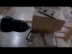 Dowel maker with tenon maker